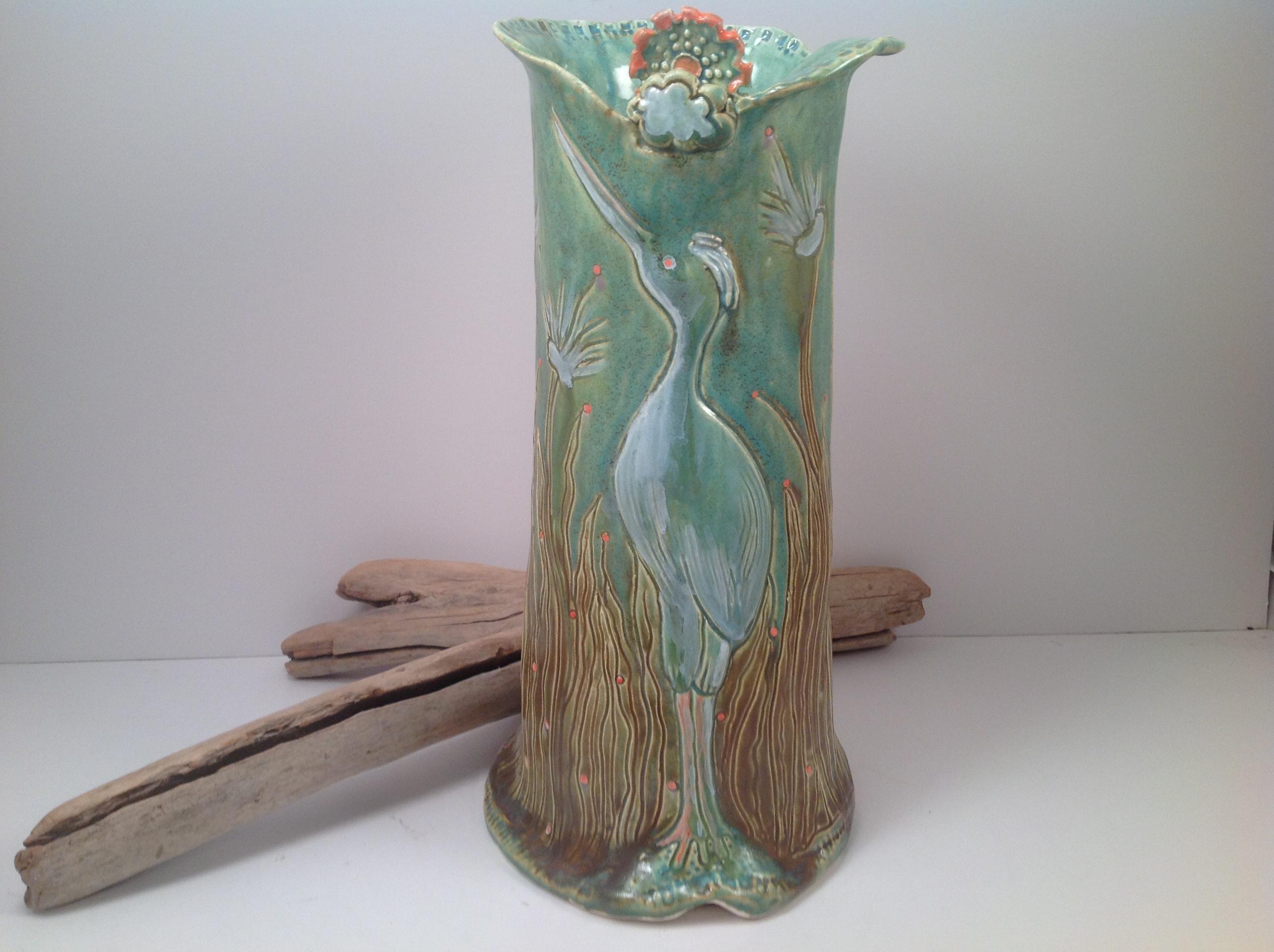 Joyce Diveley Pottery Whimsical Pottery